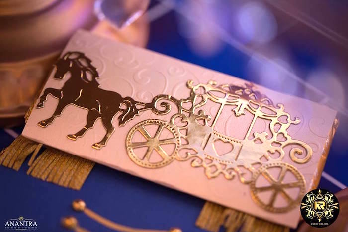 Royal Carriage Candy Bar Label from a Royal Prince Birthday Party on Kara's Party Ideas | KarasPartyIdeas.com (21)