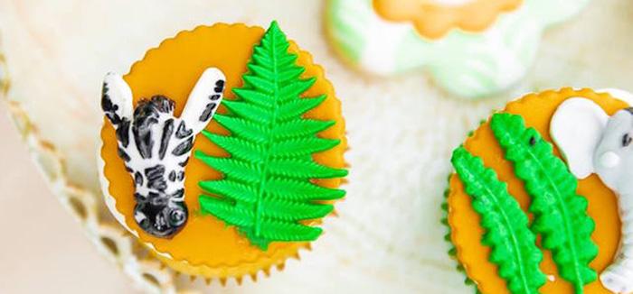 Safari Wild ONE Birthday Party on Kara's Party Ideas | KarasPartyIdeas.com (2)