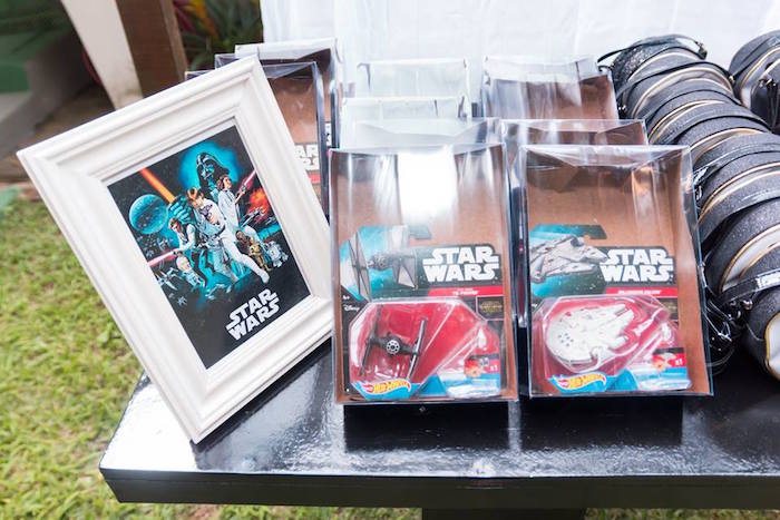 Star Wars Favors from a Star Wars Birthday Party on Kara's Party Ideas | KarasPartyIdeas.com (5)