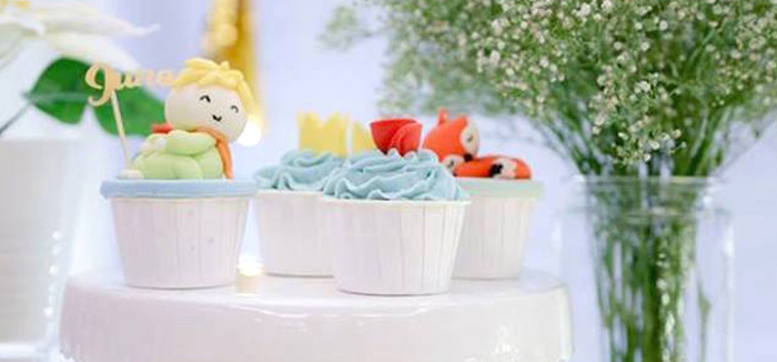 The Little Prince Birthday Party on Kara's Party Ideas | KarasPartyIdeas.com (2)