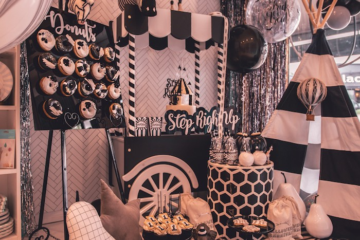 Vintage Halloween Carnival Party on Kara's Party Ideas | KarasPartyIdeas.com (31)