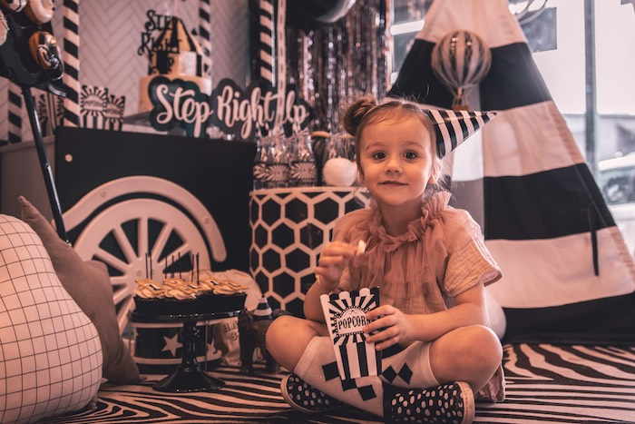 Vintage Halloween Carnival Party on Kara's Party Ideas | KarasPartyIdeas.com (3)