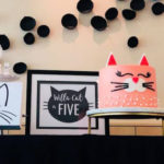 A Purrfect Pawty Kitty Cat Birthday Party on Kara's Party Ideas | KarasPartyIdeas.com (6)