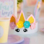 Baby Unicorn 1st Birthday Party on Kara's Party Ideas | KarasPartyIdeas.com (6)