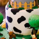 Farm Animal Birthday Party on Kara's Party Ideas | KarasPartyIdeas.com (1)