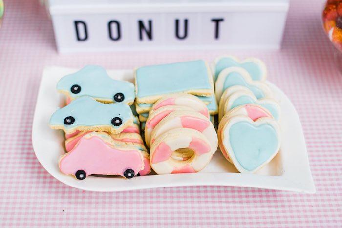 Cookies from an Island Tropical Birthday Party on Kara's Party Ideas | KarasPartyIdeas.com (41)