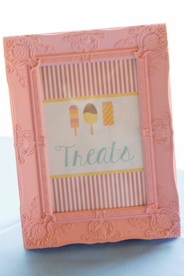 Ice Cream Treats Print from a Pastel Ice Cream Birthday Party on Kara's Party Ideas | KarasPartyIdeas.com (31)