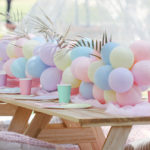 Pastel Sweet 2nd Birthday Party on Kara's Party Ideas | KarasPartyIdeas.com (3)
