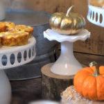 Rustic Fall Breakfast Bar on Kara's Party Ideas | KarasPartyIdeas.com