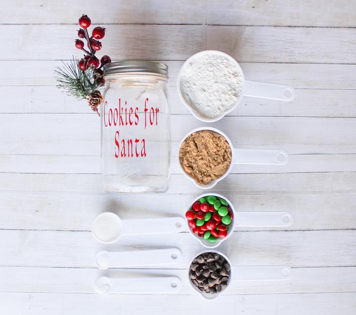"""Cookies for Santa"" Gift Idea + Recipe on Kara's Party Ideas | KarasPartyIdeas.com (8)"