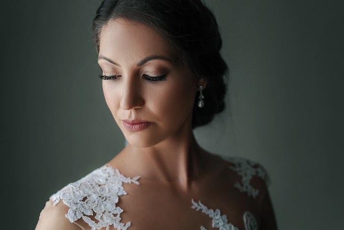 """Love at First Sight"" Romantic Modern Wedding on Kara's Party Ideas | KarasPartyIdeas.com (11)"