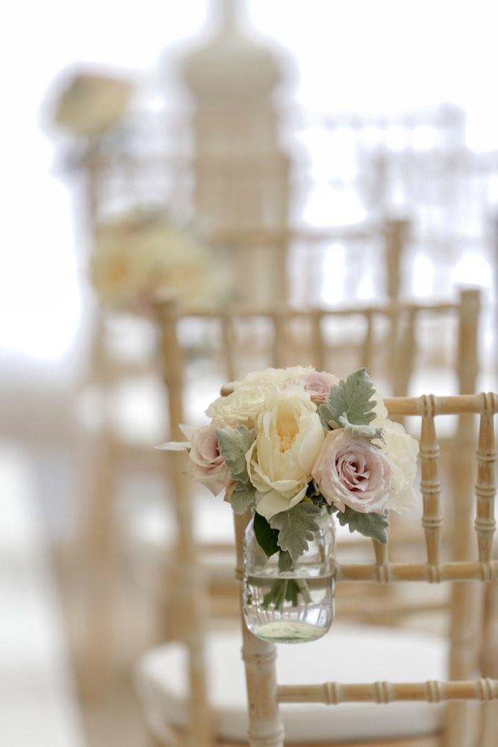 """Love at First Sight"" Romantic Modern Wedding on Kara's Party Ideas | KarasPartyIdeas.com (9)"