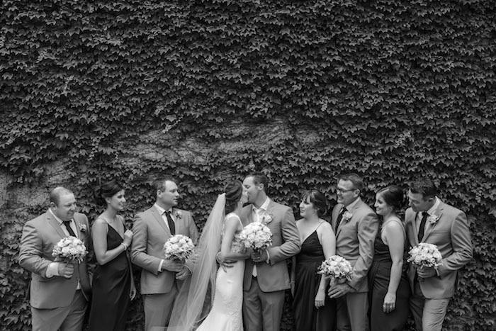 """Love at First Sight"" Romantic Modern Wedding on Kara's Party Ideas | KarasPartyIdeas.com (8)"