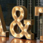 """Love at First Sight"" Romantic Modern Wedding on Kara's Party Ideas | KarasPartyIdeas.com (1)"