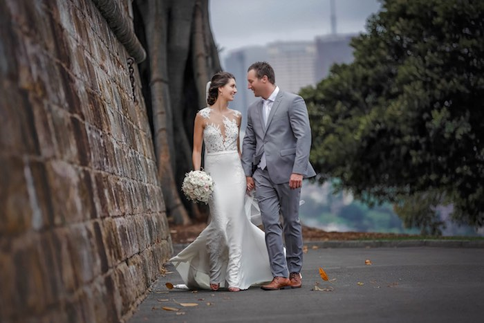 """Love at First Sight"" Romantic Modern Wedding on Kara's Party Ideas | KarasPartyIdeas.com (20)"