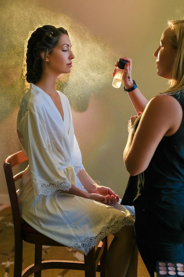 "Spritz from a ""Love at First Sight"" Romantic Modern Wedding on Kara's Party Ideas | KarasPartyIdeas.com (16)"