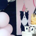 5th Birthday Puppy Paw-ty on Kara's Party Ideas | KarasPartyIdeas.com (1)