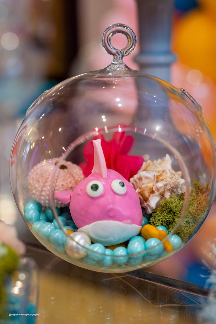 Under the Sea Bauble from a Baby Shark Birthday Party on Kara's Party Ideas | KarasPartyIdeas.com (20)