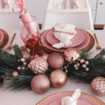 Blushing Brunch & Bubbly Holiday Party on Kara's Party Ideas | KarasPartyIdeas.com (1)