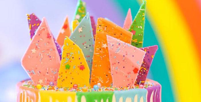 Care Bears Birthday Party on Kara's Party Ideas | KarasPartyIdeas.com (1)