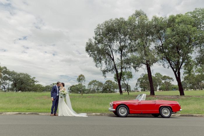 Classic Backyard Wedding on Kara's Party Ideas | KarasPartyIdeas.com (13)