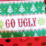 DIY Ugly Sweater Holiday Party on Kara's Party Ideas | KarasPartyIdeas.com