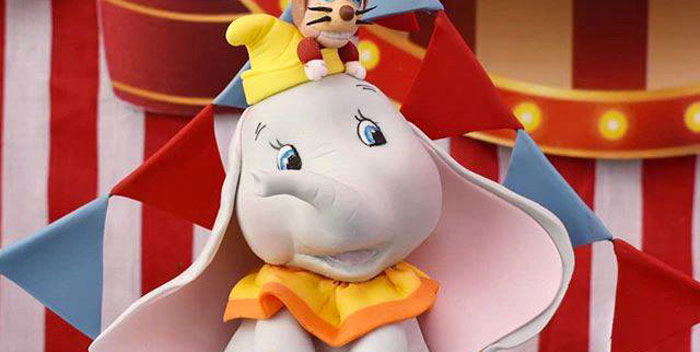 Dumbo's Circus Party on Kara's Party Ideas | KarasPartyIdeas.com (1)
