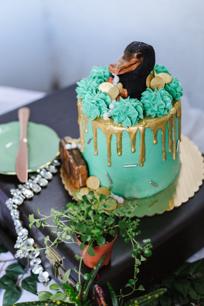 kara u0026 39 s party ideas fantastic beasts inspired 1st birthday