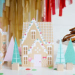 Gingerbread Candy Land Christmas Party on Kara's Party Ideas | KarasPartyIdeas.com (1)