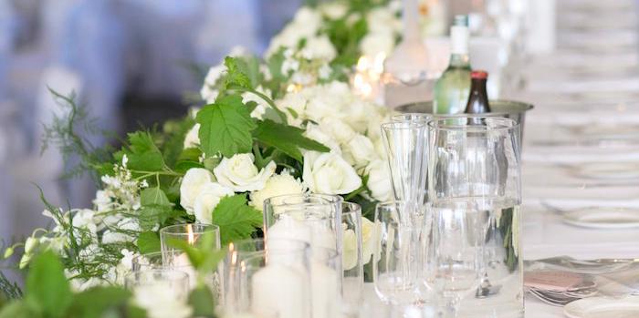 Romantic Fairy Tale Wedding on Kara's Party Ideas   KarasPartyIdeas.com (1)