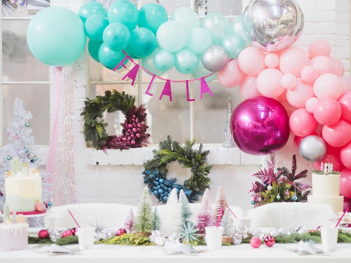 Sparkle & Shine Christmas Party on Kara's Party Ideas | KarasPartyIdeas.com (17)