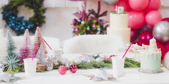 Sparkle & Shine Christmas Party on Kara's Party Ideas | KarasPartyIdeas.com (5)