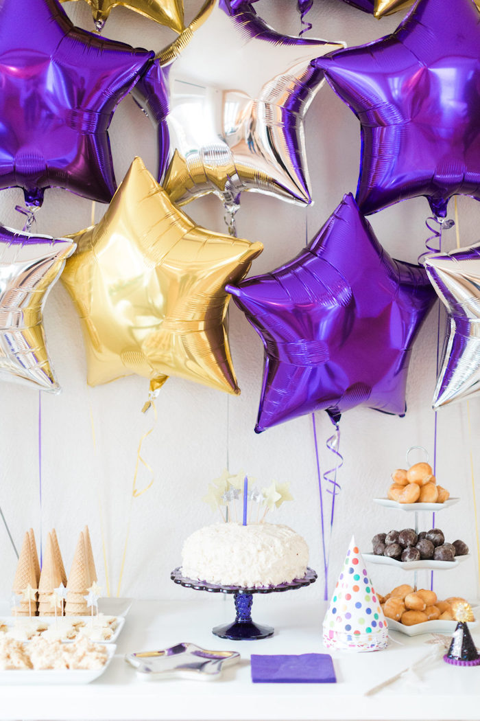 Twinkle Twinkle Little Star Birthday Party on Kara's Party Ideas | KarasPartyIdeas.com (5)