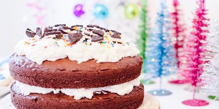 Woodland Winter Wonderland Birthday Party on Kara's Party Ideas | KarasPartyIdeas.com (1)