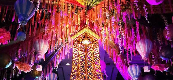 Prelude to Paris Birthday Party on Kara's Party Ideas | KarasPartyIdeas.com