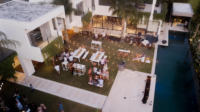Venue from a Bali Destination Island Wedding on Kara's Party Ideas | KarasPartyIdeas.com (12)