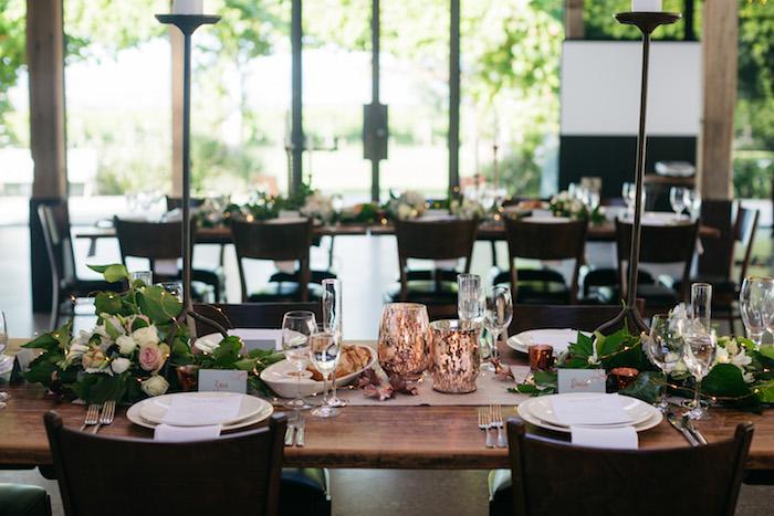 Garden-inspired Party Table from a Ballet Inspired Wedding on Kara's Party Ideas | KarasPartyIdeas.com (35)