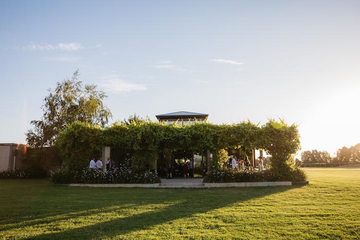 Gorgeous Garden Venue from a Ballet Inspired Wedding on Kara's Party Ideas | KarasPartyIdeas.com (31)
