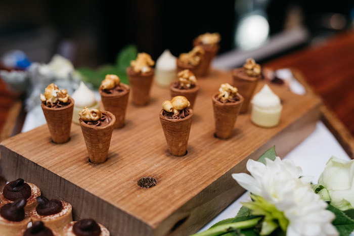 Dessert Shooters from a Ballet Inspired Wedding on Kara's Party Ideas | KarasPartyIdeas.com (23)