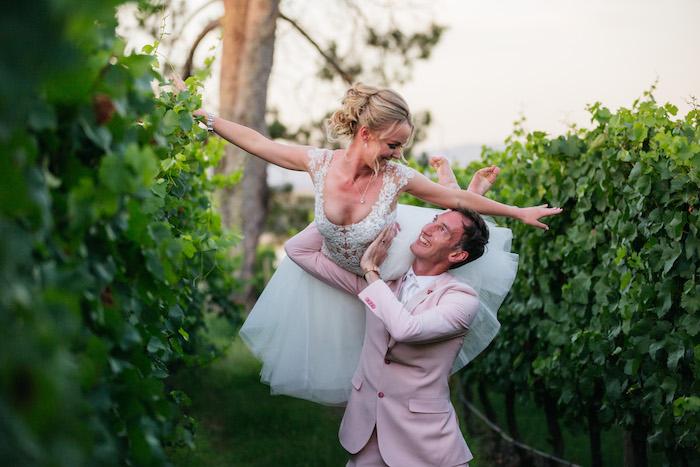 Ballet Bridals from a Ballet Inspired Wedding on Kara's Party Ideas | KarasPartyIdeas.com (10)