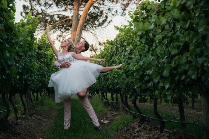 Ballet Bridals from a Ballet Inspired Wedding on Kara's Party Ideas | KarasPartyIdeas.com (9)