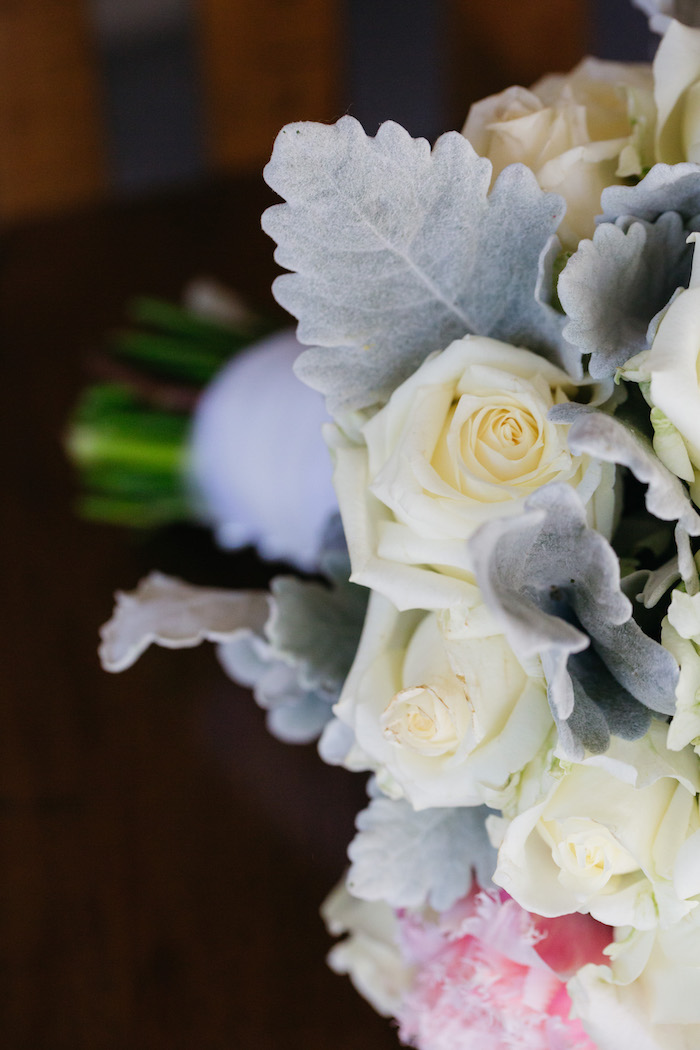 Light-colored Bouquet from a Ballet Inspired Wedding on Kara's Party Ideas | KarasPartyIdeas.com (52)