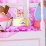 Barbie Ice Cream Birthday Party on Kara's Party Ideas | KarasPartyIdeas.com (2)