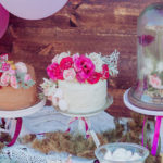 Bohemian Garden 10th Birthday Party on Kara's Party Ideas | KarasPartyIdeas.com (3)
