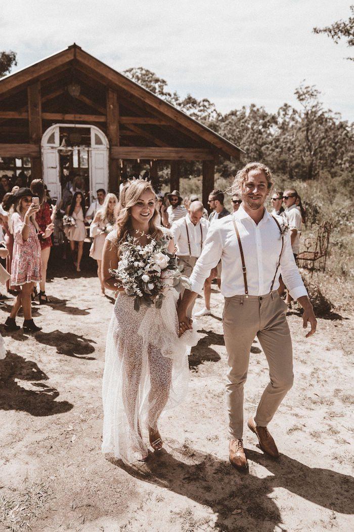Coachella Inspired Seaside Wedding on Kara's Party Ideas | KarasPartyIdeas.com (12)