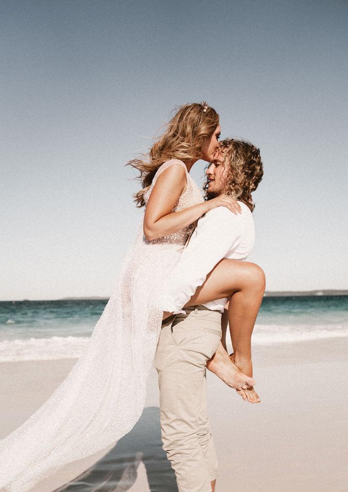 Coachella Inspired Seaside Wedding on Kara's Party Ideas | KarasPartyIdeas.com (5)