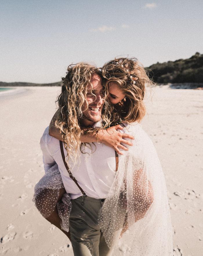 Coachella Inspired Seaside Wedding on Kara's Party Ideas | KarasPartyIdeas.com (2)