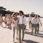 Coachella Inspired Seaside Wedding on Kara's Party Ideas | KarasPartyIdeas.com (1)