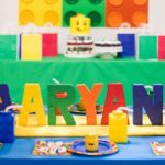 LEGO Birthday Party on Kara's Party Ideas | KarasPartyIdeas.com (3)