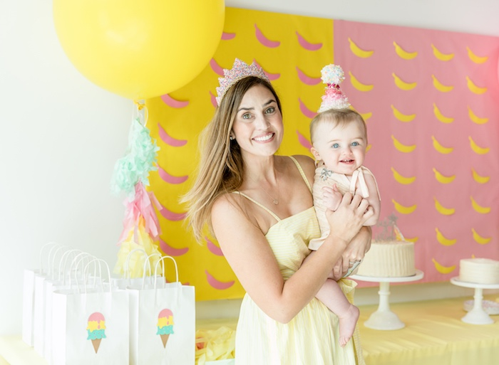 Museum of Ice Cream Inspired Birthday Party on Kara's Party Ideas | KarasPartyIdeas.com (14)